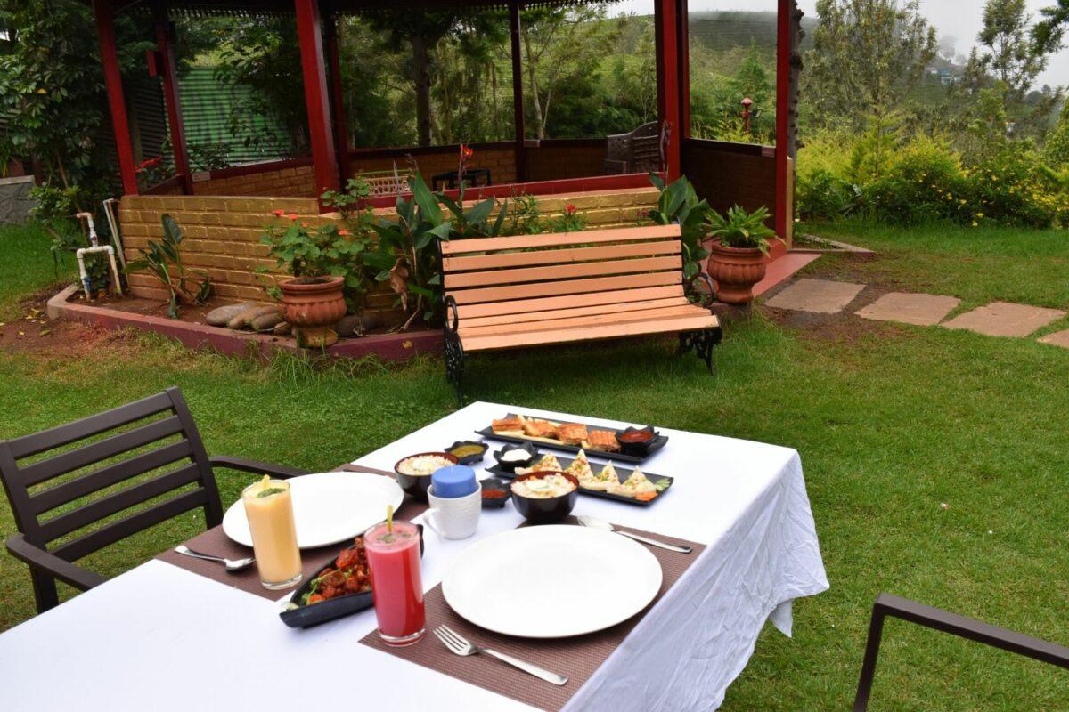 Hang Out -The Garden Cafe